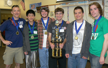 Skyview team wins Knowledge Bowl State Championship!