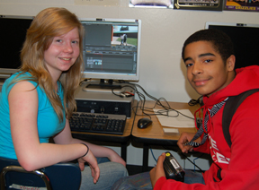 Gaiser's Video Tech students win Healthy Schools contest